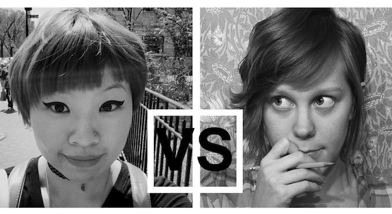 Wendy Xu vs Lucy Knisley